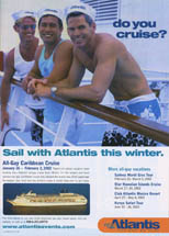 Atlantis Cruises - Do You Cruise? (Trio)