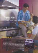Ariston - Enjoy Life, Enjoy Food, Enjoy Ariston
