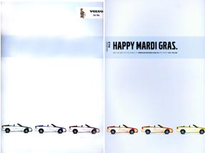 Volvo - Happy Mardi Gras