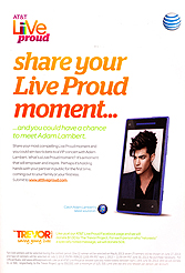 AT&T - Share Your Live Proud Moment