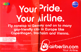 Air Berlin - Your pride. Your airline.