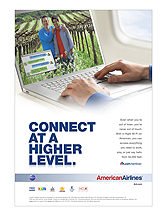 American Airlines - Connect at a higher level.