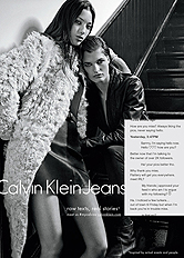 Calvin Klein - How are you miss?