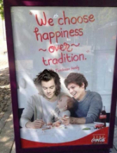 Coca-Cola/Coke - We Choose Happiness Over Tradition - Tomlinson Family