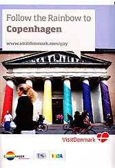 Denmark - Follow the rainbow to Copenhagen