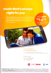 AT&T - Music That's Always Right for You