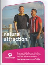 Tourism Vancouver - Natural Attraction