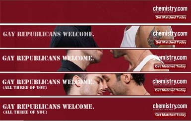 Chemistry.com - Gay Republicans Welcome