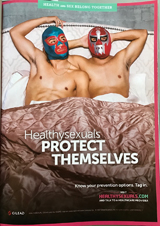 Health awareness - Protect Themselves