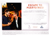 Hilton - Escape to Puerto Rico