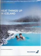 IcelandAir - Heat Things Up In Iceland