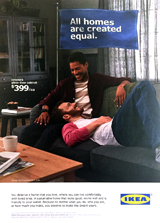 IKEA - All Homes Are Created Equal