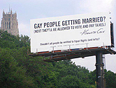 Kenneth Cole - Gay People Getting Married? (Next They'll Be Allowed To Vote and Pay Taxes)