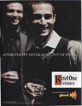 Ketel One - Authenticity Never Goes Out Of Style