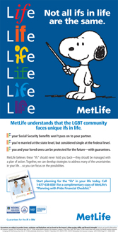 MetLife - Not all ifs in life are the same.