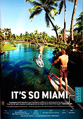 Miami - It's So Miami - paddle