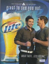 Miller Lite - Great To See You Out