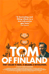 Tom of Finland movie - They called it filth. It became a revolution.