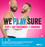 Health awareness - We Play Sure - Justin and Jeff