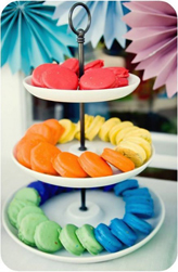 Oreo - Rainbow Cookie Tray