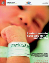 Gay issues awareness - Homosexual Baby