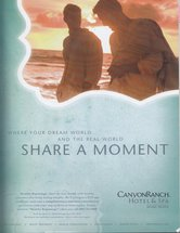 Canyon Ranch Resort & Spa - Share A Moment