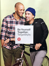 Target - Be Yourself, Together - Bike
