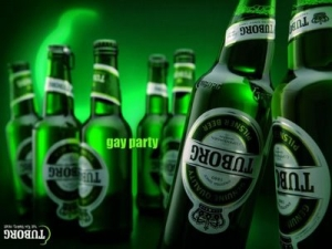 Tuborg Beer - Gay Party