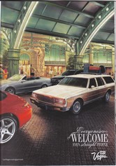 Las Vegas - Everyone's Welcome, Even Straight People-Station Wagon
