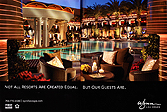Wynn Las Vegas - Not all resorts are created equal. But our guests are.