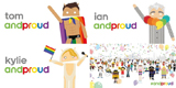 Android - #AndProud
