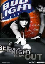Bud Light - See How The Night Plays Out