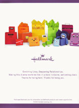 Hallmark - Thanks For Being You