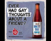 Honesty Box Cider - Ever Had Gay Thoughts About A Friend?