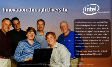 Intel - Innovation through Diversity