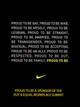 Nike - Proud To Be