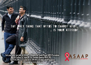 Alliance for South Asian AIDS Prevention (ASAAP) - Change Attitude 2