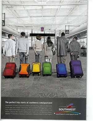 Southwest Airlines - SouthWest Gay Travel