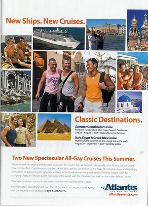 Atlantis Cruises - New Ships. New Cruises