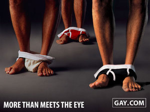 Gay.com - More Then Meets the Eye