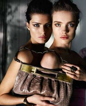 Versace - Naked handbags