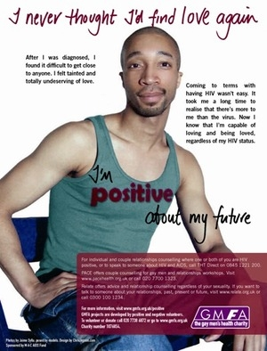 Gay/Lesbian health awareness - I Never Throught I'd Find Love Again