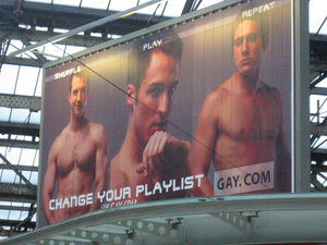 Gay.com - Change Your Playslist