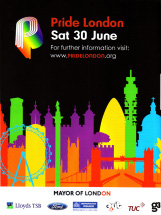 Gay/Lesbian Awareness - Pride London