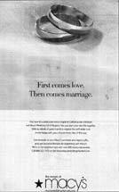 Macy's Shows 'Marriage' to Gays
